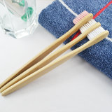 Novos itens do pacote perfeito de Dentes de bambu com logotipo Hot-Stamping