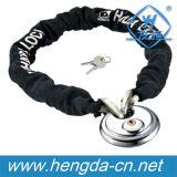 Yh1343 meilleur vélo anti - Vol de vélo de Verrouillage de chaîne de clé