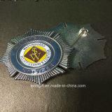 Insigne de militaires de logo personnalisé par usine en métal