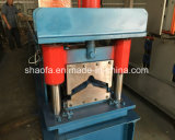 Rullo idraulico della protezione del Ridge del tetto del metallo del galvalume che forma macchina