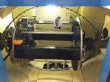 空気ねじれるワイヤーを留め実行中Buncher Stranderのリード編み機のShaftlessのボビンを支払う機械を束ねる