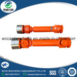 Eje impulsor de la serie del surtidor SWC del eje para el equipo industrial