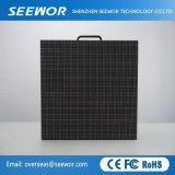 P5.95mm Outdoor LED de exterior com 500*500mm cabinet