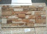 Mattonelle opache della parete delle mattonelle della stanza da bagno di colore della sabbia della porcellana rustica 300X600