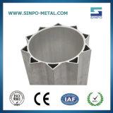 Perfil redonda de alumínio a partir de Sinpo