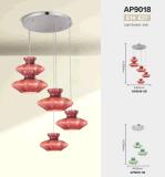 Moderne Küche-Fantasie-hängendes Glaslicht (AP9018-15)