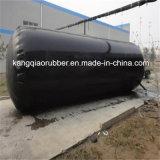 Moulage en caoutchouc gonflable de faisceau de la Chine pour faire la construction de ponceau