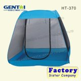 2-4 Personen-Reißverschluss-oben kampierendes Zelt