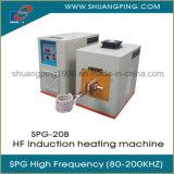 macchina di fusione Spg-20b di induzione ad alta frequenza di 20kw 200kHz