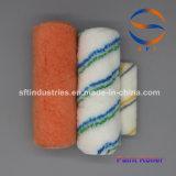Rouleaux colorés de laines pour FRP