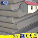 La pared de alta resistencia panel sándwich de poliuretano PU