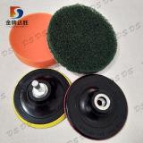 Bohraufsatz-Pinsel des Bohrgerät-Pinsel-Reinigungs-Installationssatz-//Toiletten-Pinsel