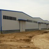 鉄骨構造フレームの経済的な低価格のプレハブの倉庫