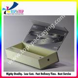 Роскошный глянцевый ламинированной бумаги в салоне с магнитом закрытия