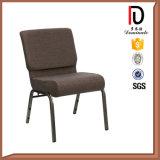 Черный Stackable стальной стул Br-J005 аудитории церков металла