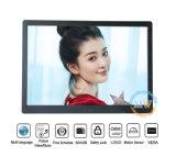 Large écran neuf de modèle bâti de photo numérique de 14.1 pouces avec l'entrée vidéo (MW-1411DPF)