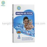 Bebé de refrigeración de alta densidad de menta parche parche de gel de refrigeración de buen precio.
