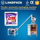 Máquina de embalagem vertical de lavagem do pó do café do coco da farinha de trigo