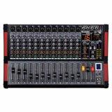 Nuevo Mezclador de audio digital con construir en la unidad de efectos DSP 16/99