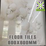 Azulejos de suelo de las baldosas cerámicas de la porcelana del estilo de Differen 60X60