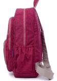 Les femmes sac à dos pour ordinateur portable en nylon imperméable femmes sac à dos Schoolbag occasionnel des adolescents