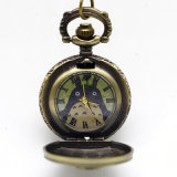 Vintage Totoro anime japonês relógios de bolso