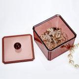 De stapelbare Acryl Plastic Doos van de Organisator voor Make-up, Juwelen, Klein Materiaal enz.