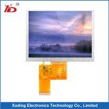 Der Auflösung-5.0 des Zoll-TFT LCD im Freien und Innen-LCD-Bildschirmanzeige Bildschirm-der Bildschirmanzeige-800 (RGB) X480
