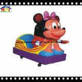 気持が良いヒツジの子供の乗車のアーケード・ゲームの機械モデル車