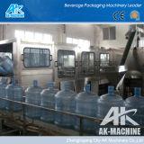 3-5 galones de Barreled de máquina de rellenar del agua potable