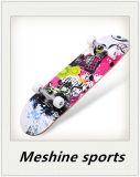 4 blinkendes Rad-Ahornholz-hölzernes Roller-Skateboard