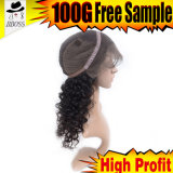 Хороший бразильский передний парик шнурка с плотностью 150%