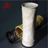 Промышленных изделий из стекловолокна Needled войлочный фильтр мешок для сбора пыли