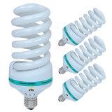 Volle gewundene kompakte energiesparende Glühlampe der Lampen-E27 V110 LED