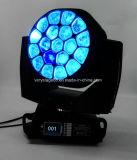19*15W Bee глаз Osram светодиодный свет промойте перемещение головки DJ фонарь