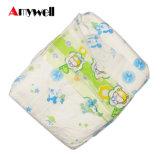 中国/赤ん坊のおむつのベールの卸し売り柔らかくきれいな赤ん坊の使い捨て可能なおむつ