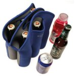 China 6-Pack de neopreno titular de la botella de cerveza wine cooler Bag