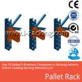 Cremalheira resistente da pálete do metal do armazenamento do armazém da alta qualidade