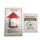 Verpackungs-Lösungs-Logistik eine 80 Grad-Aktivierung warnen Kennsatz