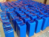 Paquetes recargable de la batería de ion de litio de Hotsale 18650 con la certificación del Bis de la UL RoHS del Ce