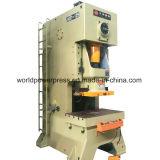 prensa de potencia del marco del boquete 125ton para estampar piezas