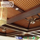 Material de madera para interiores Material de techo de PVC Panel para decoración de la casa