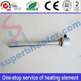 Calefator tubular à prova de explosões do elemento de aquecimento da luva