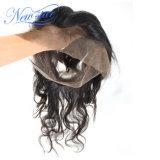 360正面卸し売り中国ボディ波の100%年のバージンの人間の毛髪