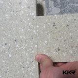 建築材料の穀物は人工的な石造りの固体表面のCorianを着色する