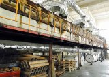 Zementbedecktes Fiberglas-Gewebe mit Ineinander greifen für PU-Schaumgummi-Vorstand