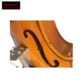 Sinomusik handgemachte Typen orange Violine hergestellt in China