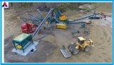 As plantas do triturador de impacto móvel para venda