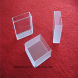 測色計のためのカスタムサイズの水晶ガラスのキュヴェット