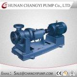 Aspiration simple de double étape surplombant la pompe centrifuge